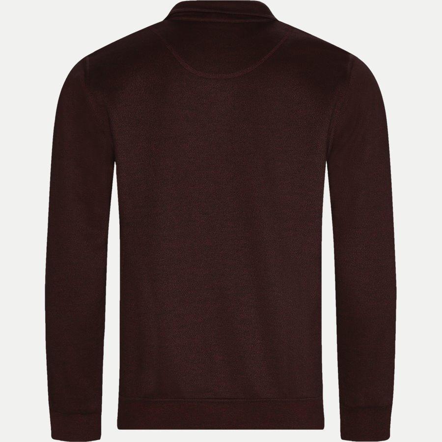 SEVILLA - Sevilla Sweatshirt - Sweatshirts - Regular - BORDEAUX MEL - 2